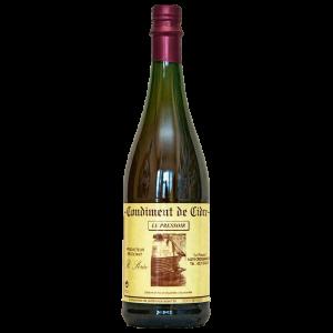 Vinaigre de cidre 75 cl