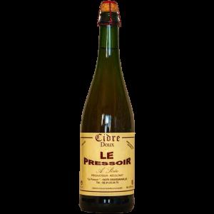 Cidre bouché Doux 75 cl (X6)